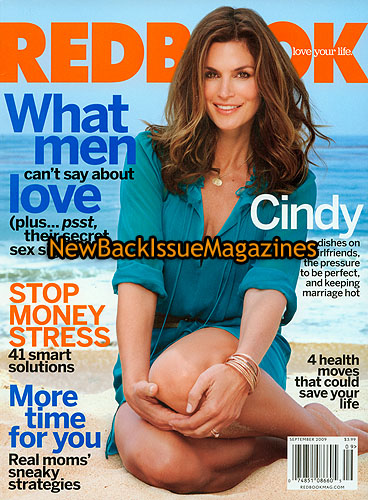Cindy Crawford 1-page clipping 2017 ad for Silestone Countertops