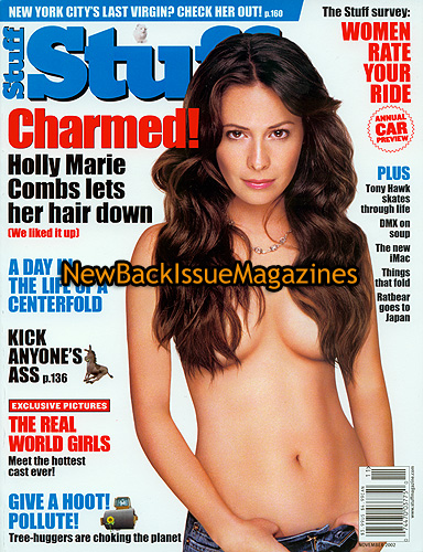 "Please note: The watermark ""NewBackIssueMagazines"" is not on the ..."